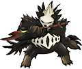 Monster Shiny-Mega-Pangoro