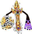 Monster Shiny-Mega-Aegislash