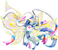 Monster Shiny-Mega-Sylveon-Dragon