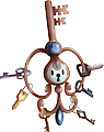 Monster Shiny-Mega-Klefki