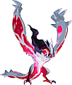 Monster Shiny-Mega-Yveltal