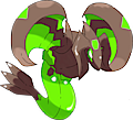 Monster Shiny-Mega-Zygarde-Shield