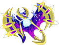 Monster Shiny-Mega-Lunala