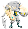 Monster Shiny-Mega-Zeraora