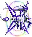 Monster Shiny-Mega-Arceus-Ghost