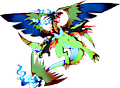 Monster Shiny-Sceptizard-X