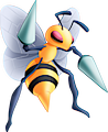 Monster Beedrill