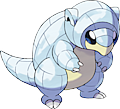 Monster Alolan-Sandshrew
