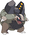 Monster Alolan-Golem