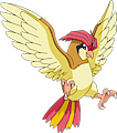 Monster Pidgeotto