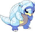 Monster Shiny-Alolan-Sandshrew
