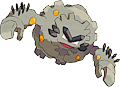 Monster Shiny-Alolan-Graveler