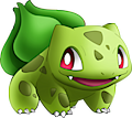Monster Shiny-Bulbasaur