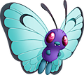Monster Shiny-Butterfree