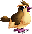 Monster Shiny-Pidgey