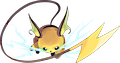 Monster Shiny-Raichu