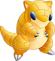 Monster Shiny-Sandshrew