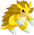 Monster Shiny-Sandslash
