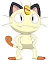 Monster Shiny-Meowth