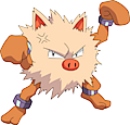 Monster Shiny-Primeape