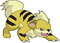 Monster Shiny-Growlithe