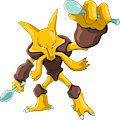 Monster Shiny-Alakazam