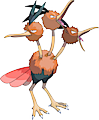 Monster Shiny-Dodrio