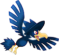 Monster Shiny-Murkrow