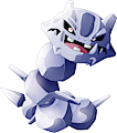 Monster Shiny-Steelix