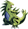Monster Shiny-Tyranitar
