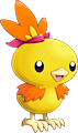 Monster Shiny-Torchic