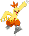 Monster Shiny-Combusken
