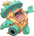 Monster Shiny-Ludicolo