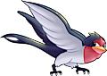 Monster Shiny-Taillow