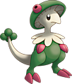 What level does the pokemon shroomish evolve