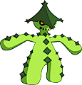 Monster Shiny-Cacturne