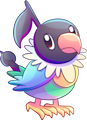 Monster Shiny-Chatot