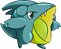 Monster Shiny-Gible