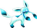 Monster Shiny-Glaceon
