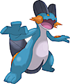 Monster Swampert