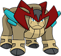 Monster Shiny-Terrakion