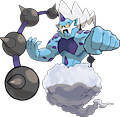 Monster Shiny-Thundurus
