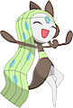 Monster Shiny-Meloetta