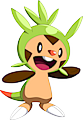 Monster Shiny-Chespin