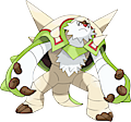 Monster Shiny-Chesnaught