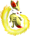 Monster Shiny-Fennekin