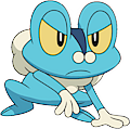 Monster Shiny-Froakie