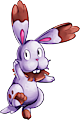 Monster Shiny-Bunnelby