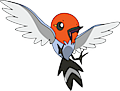 Monster Shiny-Fletchling