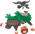 Monster Shiny-Skiddo